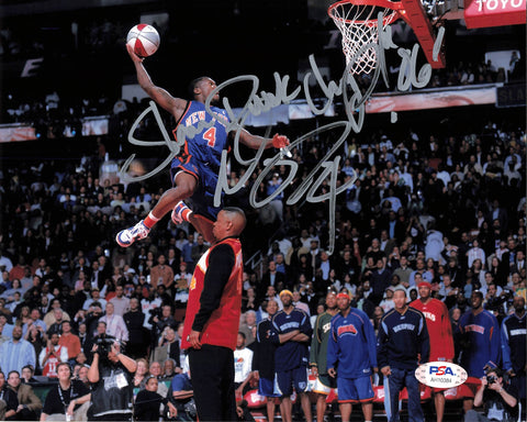 Nate Robinson signed 8x10 photo PSA/DNA New York Knicks Autographed