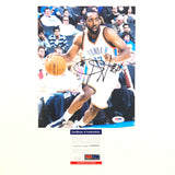 James Harden signed 8x10 photo PSA/DNA Oklahoma City Thunder Autographed
