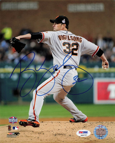 Ryan Vogelsong signed 8x10 photo PSA/DNA San Francisco Giants Autographed
