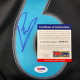 Kristaps Porzingis Signed Jersey PSA/DNA Dallas Mavericks Autographed