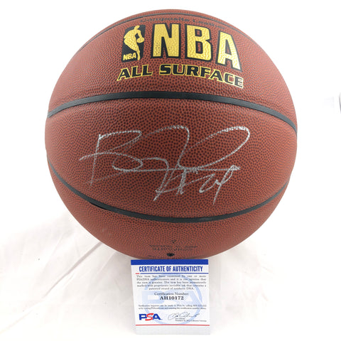 Bobby Jackson signed basketball PSA/DNA Sacramento Kings Autographed