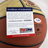 Nate Thurmond signed Spalding Basketball PSA/DNA Warriors Autographed HOF LE