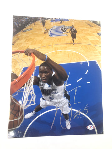 Victor Oladipo Signed 11x14 Photo PSA/DNA Orlando Magic Autographed Pacers