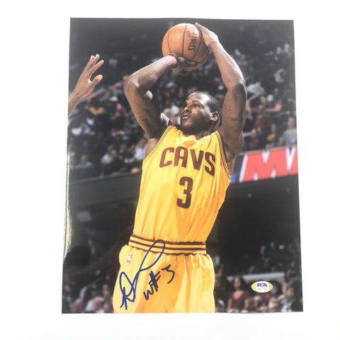Dion Waiters signed 11x14 photo PSA/DNA Cleveland Cavaliers Autographed Heat