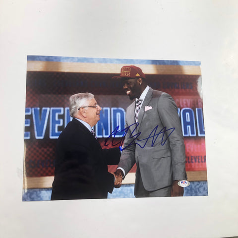 Anthony Bennett Signed 11x14 photo PSA/DNA Cleveland Cavaliers Autographed