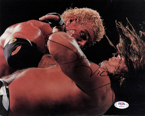 Sid Vicious Sid Eudy signed 8x10 photo PSA/DNA COA WWE Autographed Wrestling