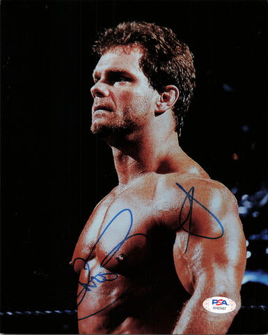 Chris Benoit signed 8x10 photo PSA/DNA COA WWE Autographed Wrestling