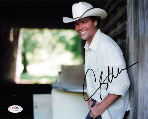 Clay Walker signed 8x10 photo PSA/DNA Autographed Singer Country