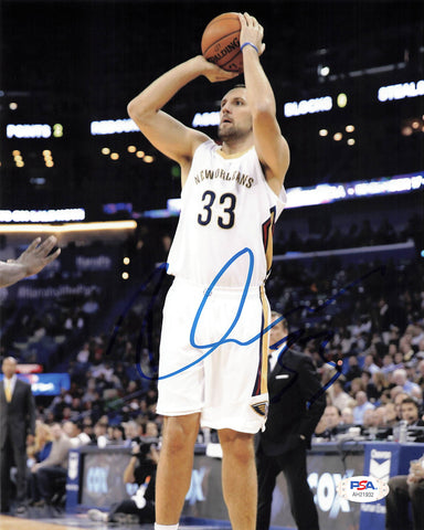 Ryan Anderson signed 8x10 Photo PSA/DNA New Orleans Pelicans Autographed