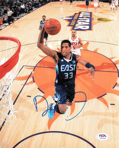 Danny Granger signed 8x10 photo PSA/DNA Indiana Pacers Autographed