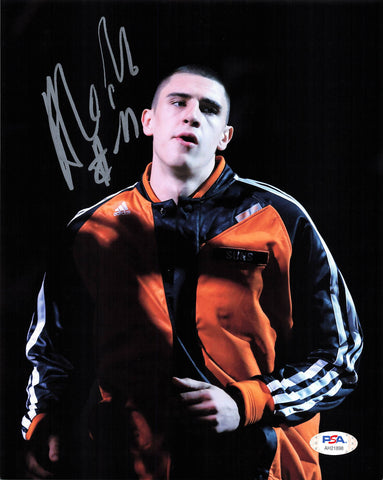 Alex Len signed 8x10 photo PSA/DNA Phoenix Suns Autographed Kings