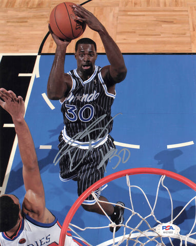 Brandon Bass signed 8x10 photo PSA/DNA Orlando Magic Autographed