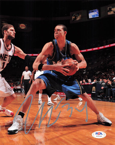 Javale McGee signed 8x10 photo PSA/DNA Washington Wizards Autographed Lakers
