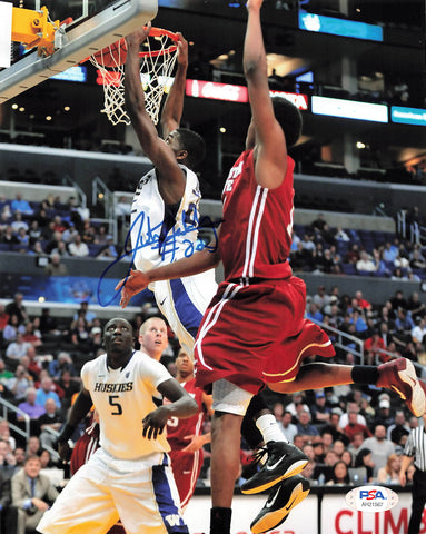 Justin Holiday signed 8x10 photo PSA/DNA Washington Huskies Autographed