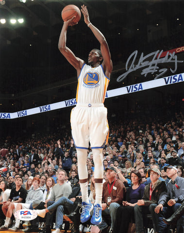 Justin Holiday signed 8x10 photo PSA/DNA Warriors Autographed
