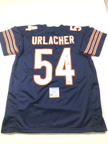 Brian Urlacher signed jersey PSA/DNA Chicago Bears Autographed