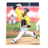 Sonny Gray signed 11x14 Photo PSA/DNA Oakland Athletics autographed