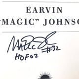 Magic Johnson Signed Book PSA/DNA Autographed 32 Ways To Be a Champion In Business
