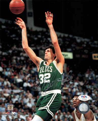 Kevin McHale signed 8x10 photo PSA/DNA Boston Celtics Autographed