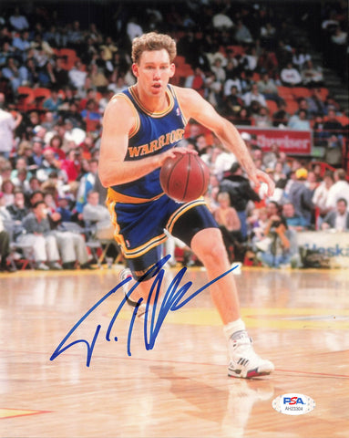 Tom Tolbert signed 8x10 photo PSA/DNA Warriors Autographed