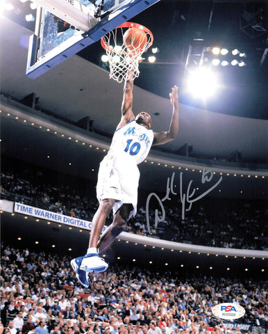 Darrell Armstrong signed 8x10 photo PSA/DNA Orlando Magic Autographed