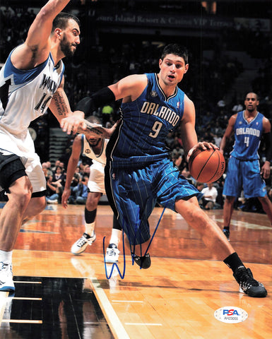 Nikola Vucevic signed 8x10 photo PSA/DNA Orlando Magic Autographed
