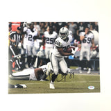 Amari Cooper signed 11x14 photo PSA/DNA Oakland Raiders Cowboys Autographed