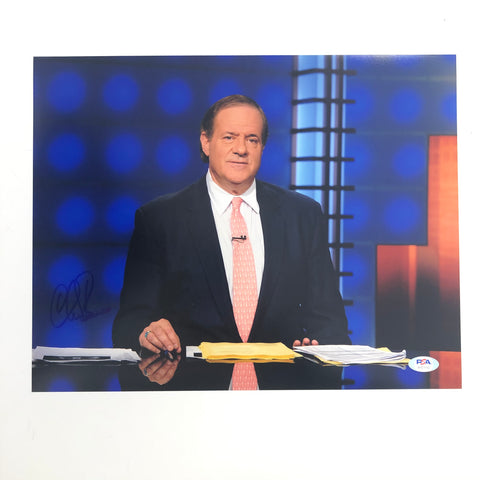 Chris Berman signed 11x14 photo PSA/DNA Countdown Autographed