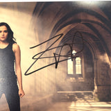 Zoey Deutch signed 11x14 photo PSA/DNA Autographed
