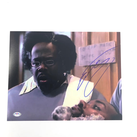 Cedric The Entertainer signed 11x14 photo PSA/DNA Autographed