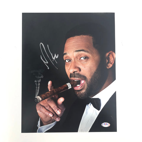 Mike Epps signed 11x14 photo PSA/DNA Autographed