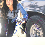Gina Rodriguez signed 11x14 photo PSA/DNA Autographed