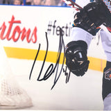Tomas Hertl signed 11x14 photo PSA/DNA San Jose Sharks Autographed
