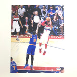 John Wall signed 11x14 photo PSA/DNA Washington Wizards Autographed