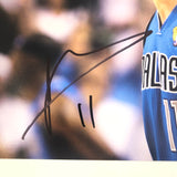 JJ Barea signed 11x14 photo PSA/DNA Dallas Mavericks Autographed