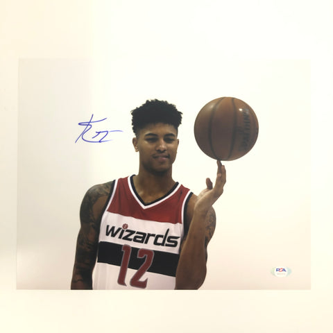 Kelly Oubre Jr. signed 11x14 photo PSA/DNA Washington Wizards Autographed Suns