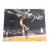 Justin Holiday signed 11x14 photo PSA/DNA Golden State Warriors Autographed