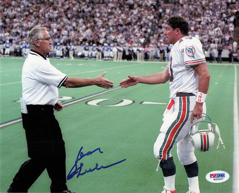 Don Shula signed 8x10 photo PSA/DNA Miami Dolphins Coach Autographed