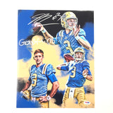 Josh Rosen signed 11x14 photo PSA/DNA UCLA Bruins Miami Dolphins Autographed