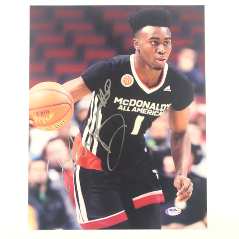 Jaylen Brown signed 11x14 photo PSA/DNA Cal Bears Autographed Celtics
