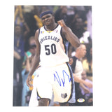 Zach Randolph Signed 11x14 Photo PSA/DNA Memphis Grizzlies Autographed Kings