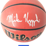 Mike Krzyzewski signed Wilson Basketball PSA/DNA Duke Blue Devils USA Basketball