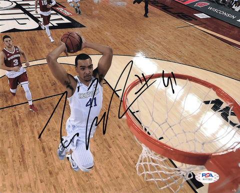 Trey Lyles signed 8x10 photo PSA/DNA Kentucky Wildcats Autographed