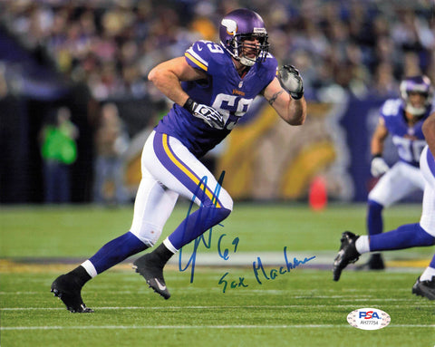 Jared Allen signed 8x10 photo PSA/DNA Minnesota Vikings Autographed
