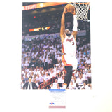 Dwyane Wade signed 11x14 photo PSA/DNA Miami Heat Autographed