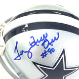 Tony Hill signed mini helmet PSA/DNA Dallas Cowboys autographed
