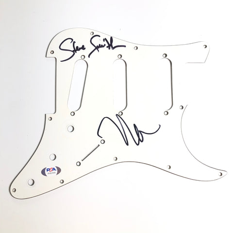 Neal Schon Steve Smith signed pickguard PSA/DNA Journey autographed