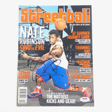 Nate Robinson Signed Magazine PSA/DNA Autographed New York Knicks