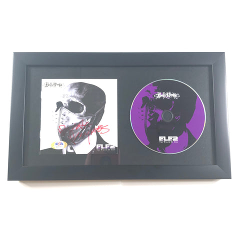 Busta Rhymes Signed CD Cover PSA/DNA Framed ELE 2 Autographed