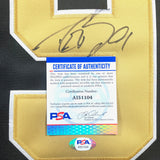 Drew Brees Signed Jersey PSA/DNA New Orleans Saints Autographed